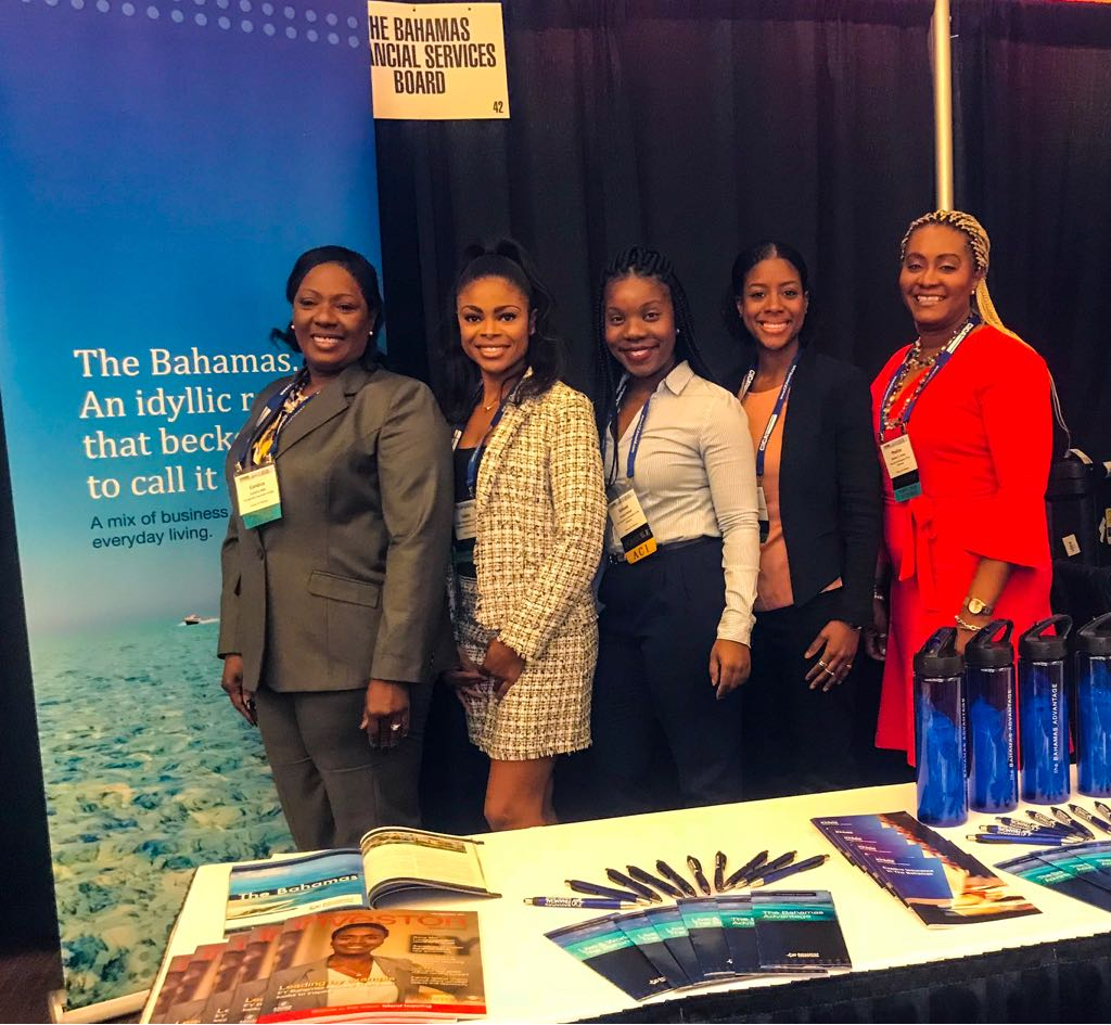 Bahamas Financial Services Board Attends Captive Insurance Conference